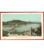 Cincinnati Ohio Reservoir Postcard BJs 1908 - $7.00