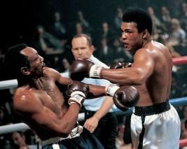 Muhammad Ali Vs Bob Foster 8X10 Photo Boxing Picture Color - $3.95