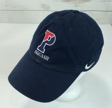 UPENN Squash Baseball Hat Cap P Adjustable College University Of Pennsylvania - $18.80
