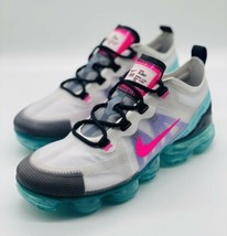 "NEW Nike Air Vapormax 2019 ""South Beach"" AR6632-005 Women's Size 10 - $148.49"
