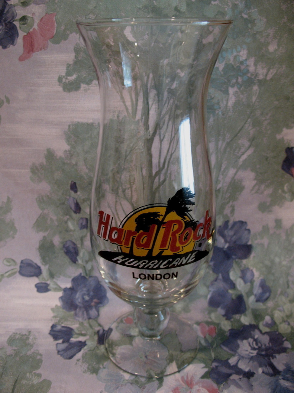 Primary image for Hard Rock Cafe LONDON Souvenir Hurricane Glass