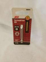 "Ace 2"" Screwdriver Bit #8-10 2059475 - $4.70"