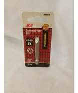 "Ace 2"" Screwdriver Bit #8-10 2059475 - $4.70"