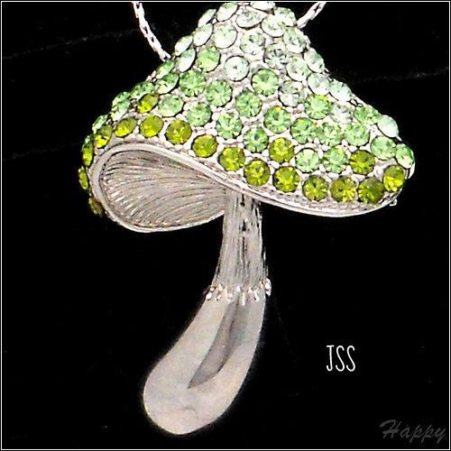 Jss green mushroom 1