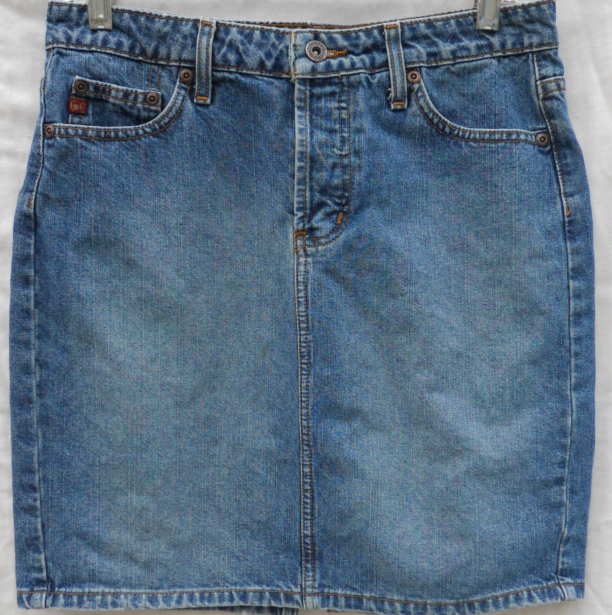 misses juniors denim skirt size 5 skirts