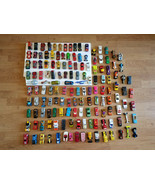VINTAGE 70's 80's 90's Hot Wheels Matchbox Tototsie McDonalds & More 175... - $99.99