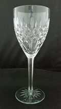 Waterford Tall Cut Stem Wine Crystal Glass - $29.69