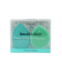 CALA Smooth'n Sheen Exfoliating Duo 76116 - $11.00