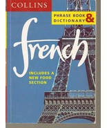 French Phrase Book & Dictionary (French Edition)  - $4.99