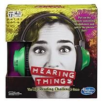 Hasbro Hearing Things Game - $25.51