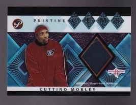CUTTINO MOBLEY PRISTINE GEMS PATCH CARD 2003 TOPPS GEM-CM - $3.98