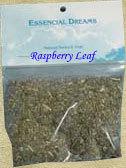 Raspberry Leaf ~Organic Herbs~ 1 oz.