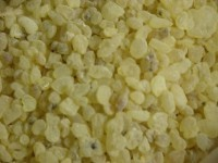 Mastic resin