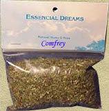 Comfrey ~Organic Herbs~ 1 oz.