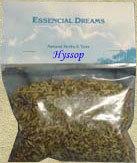 Hyssop ~Organic Herbs~ 1 oz.