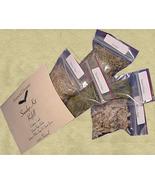 Smudge Kit Sage Desert & White, Cedar, Sweetgrass more. - $9.00