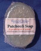 Patchouli ~ Natural Glycerin Soap~ Bar
