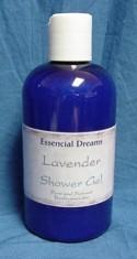 Lavender Body Wash~ Body Care Organic 8 oz