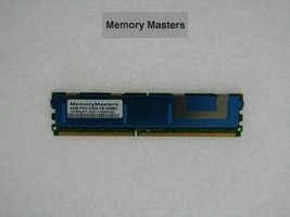 Server Ram 64GB 16x 4GB PC2-5300F Fb Dimm Fully Buffered DDR2 667 Ecc Reg Memory - $64.34