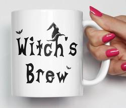 Witch Mug, Witches Brew Mug, Fall Mug, Witches Brew, Witch Brew, Hallowe... - $18.86
