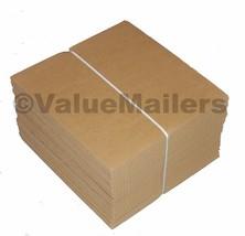 "Insert Pads 50 LP Record Mailer Insert Pad Scrapbook Catalog 12.25"" x 12... - $17.99"