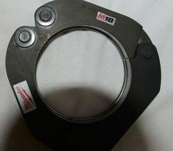 Milwaukee Four Inch IPS XL Ring M18 Force Logic Long Throw Press Tool Jaw image 4