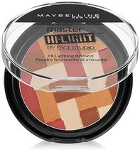 Maybelline New York Face Studio Master Hi-Light Bronzer, Deep Bronze, 0.31 Ounce - $6.39