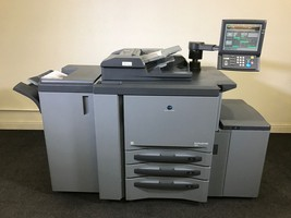 Konica Minolta Bizhub Pro 950 Copier Printer Scanner Finisher Just Been ... - $3,910.50