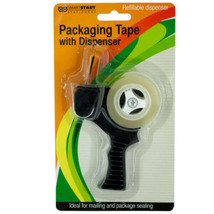 Packaging Tape with Refillable Dispenser - $8.78
