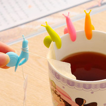 Cooking Tools Small Snail Recognizer Device Tea Infuser Cup Of Tea Hangi... - £5.98 GBP