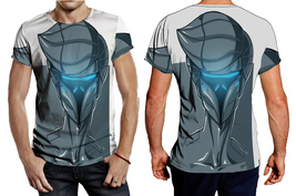 Silverhawks - Steel Heart  Tee Men - $21.80