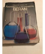 Laboratory Manual For Fundamentals of Chemistry by Beran Isbn 0-471-0588... - $22.00