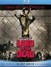 Land of the Dead Director's Cut [Blu-ray]