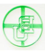 Baylor University BU Letters Sports Athletics Cookie Cutter USA PR3038 - £2.32 GBP