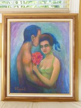 Original Signed and Framed Oil by Master Artist Gustavo Pascual - $199.00