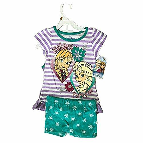 Primary image for Disney Frozen Girls Clothing 3 Pieces Set 2T-5T (2T)