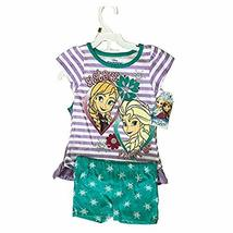 Disney Frozen Girls Clothing 3 Pieces Set 2T-5T (2T) - $12.99