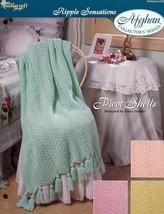 Crochet Pattern - Picot Shells - The Needlecraft Shop - Ripple Sensations - $1.50