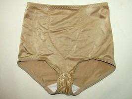 893b14ee7 Vintage Cupid Nylon Beige Light Control Tummy Panel Panties Underwear Sz...  -  9.90