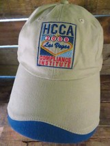 HCCA 2009 Las Vegas Health Care Compliance Institute Adjustable Adult Ha... - $9.89