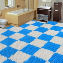 DIY free mosaics anti skid waterproof mat bathroom mat set kitchen door ... - $2.04