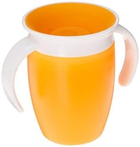 Munchkin Miracle Trainer Cup, 7 Ounce, Colors may Vary (Pack of 2) - $15.66