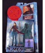 2000 Toy Biz Marvel X-Men The Movie Anna Paquin as ROGUE Action Figure o... - $9.58