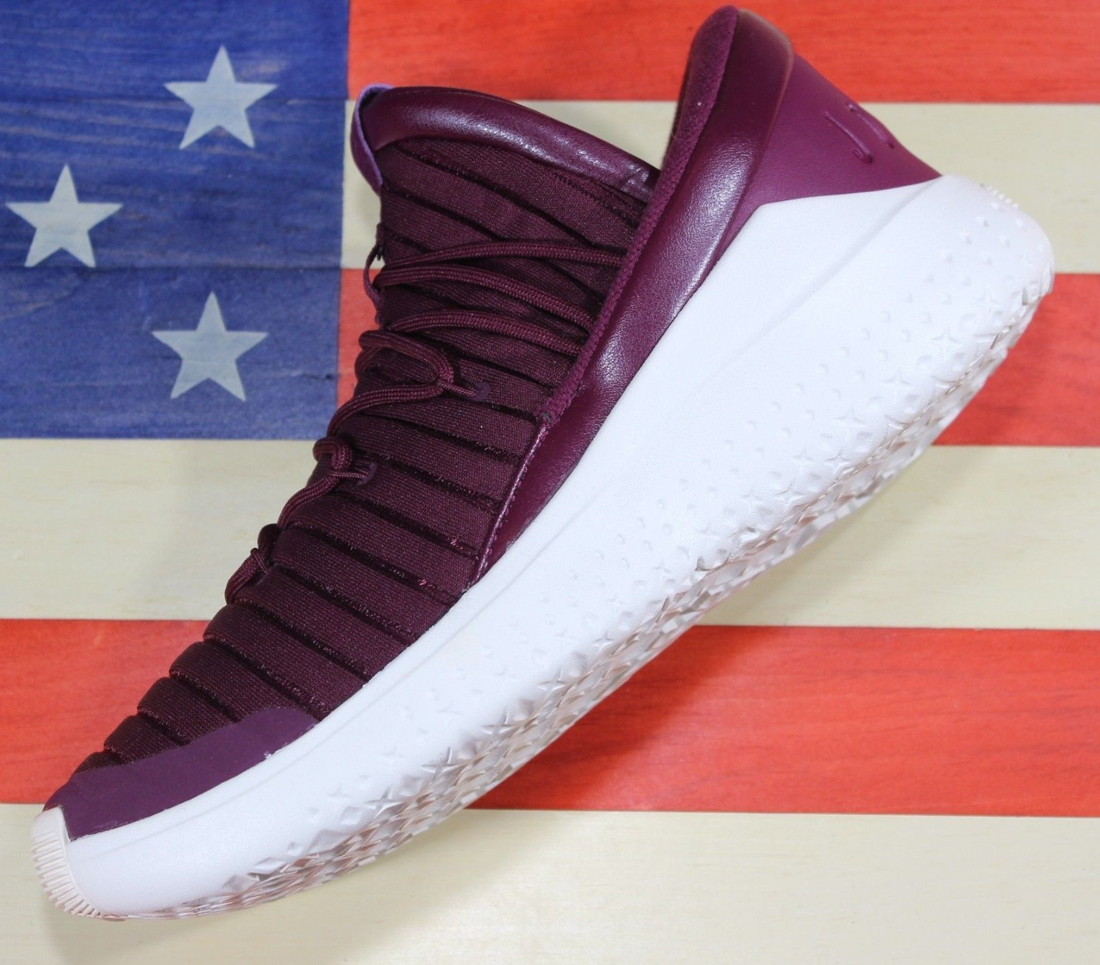 790a10055 Nike Air Jordan Flight Luxe Retro Bordeaux-Sail White Training Shoe  919715-637   -  55.10
