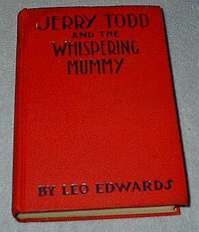 Jerry todd whispering mummy1