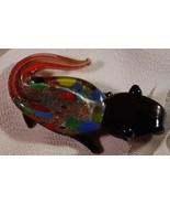 Camileon Glass Lizard Pendant - $2.50