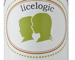LiceLogic All Natural Enzyme Based Lice Repel Conditioner, 8 oz - Lemongrass