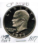 1977S Ike Eisenhower Dollar Proof CP2066 - ₨239.72 INR
