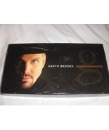 Garth Brooks set of 5 CDs and photo book specia... - $15.50