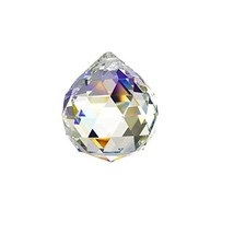 Doloburn 50mm Large Crystal Ball Prism Pendant - $8.39